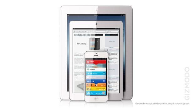 Wie das iPad mini aussehen wird, erfahren wir beim heutigen Apple-Event.