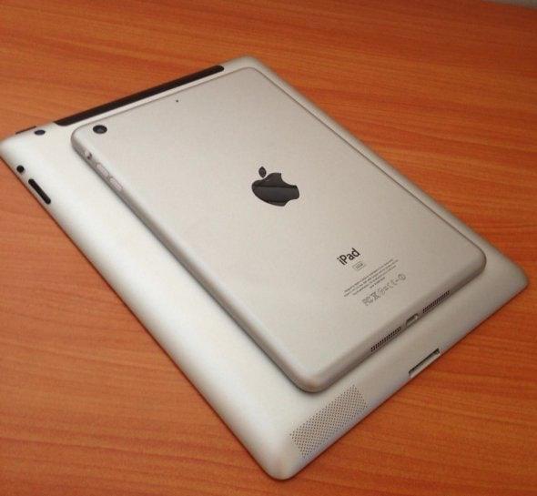 So könnte das iPad mini aussehen (Bild: Sonny Dickson via BusinessInsider).