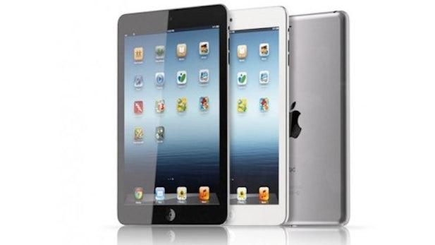 iPad mini: Preise und Konfigurationen im Media-Markt-Warensystem entdeckt