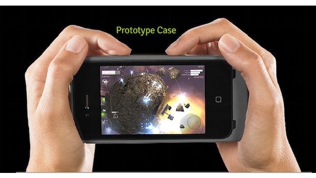 Das iPhone Case Sensus führt zu neuen Möglichkeiten beim Scrollen, Zoomen, Navigieren und Spielen.