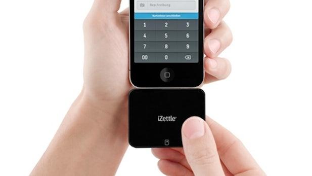iZettle für Privatpersonen: Smartphone wird zum Kartenterminal