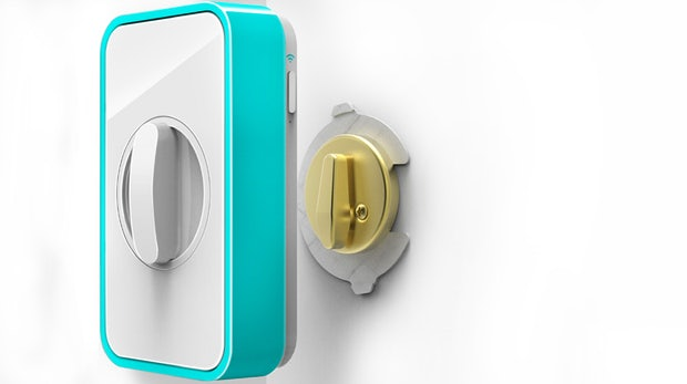 Lockitron: Per Smartphone zum schlüssellosen Haus