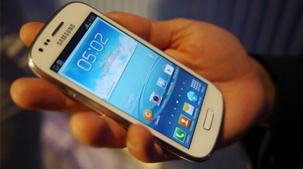 Samsung Galaxy S3 mini: Erste Eindrücke
