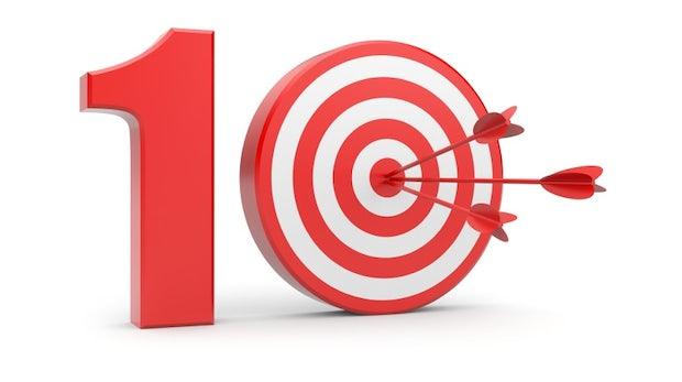 Top 10 SEO Fehler: Was 2012 immer noch falsch gemacht wird
