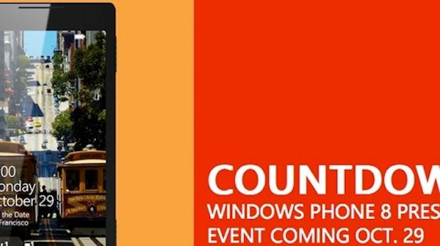Windows Phone 8-Start: So verfolgt ihr das heutige Event live
