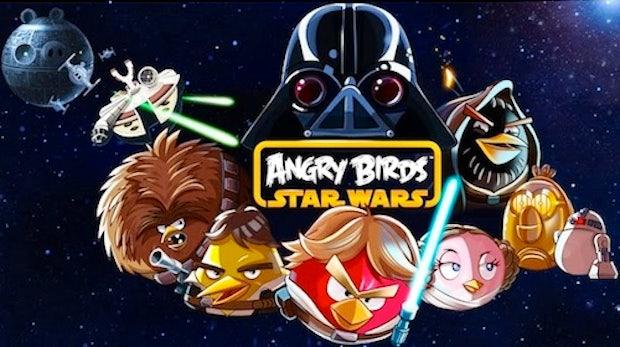 Angry Birds Star Wars ist da: Vögel und Schweine als Teil der Saga