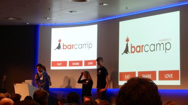 BarCamp Hamburg: