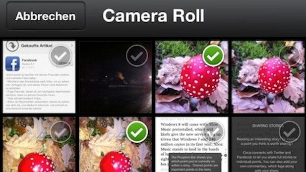 Facebooks neue iOS-App bringt Multi-Upload für Bilder, neue Chat-Funktionen