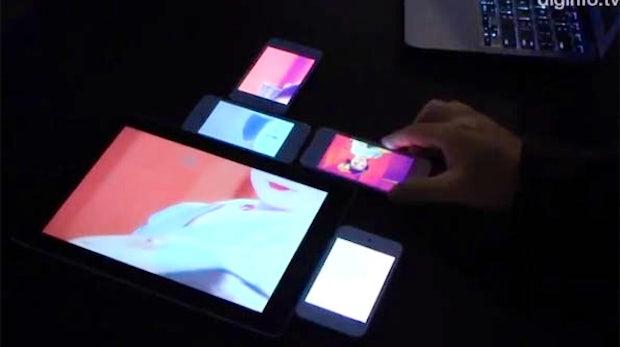 Pinch: Software macht aus deinen Touchscreens ein Riesen-Display