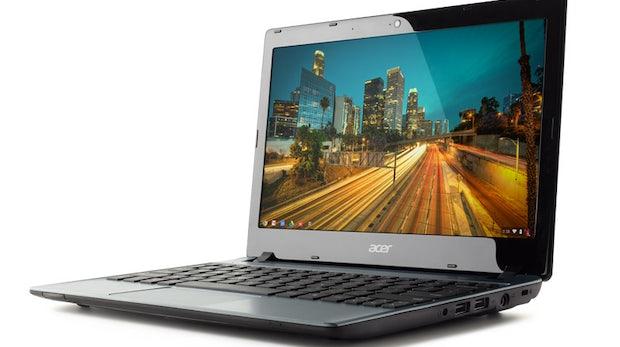 Google: Eigenes Touchscreen-Chromebook angeblich noch 2012