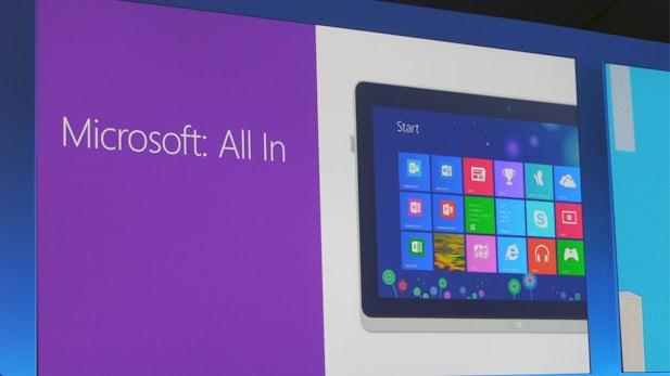 Windows (Phone) 8: Microsofts letzte Chance