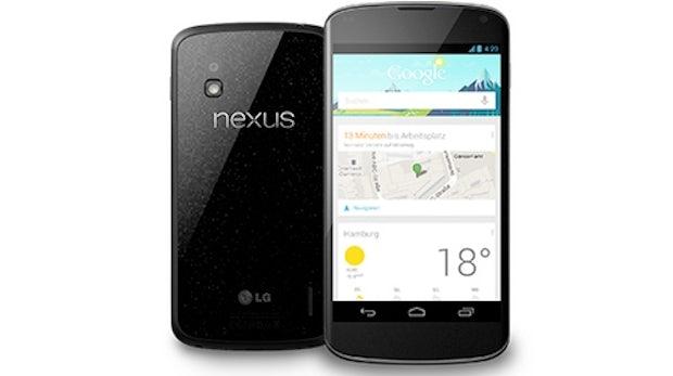 Android 4.2.1 freigegeben: Google bringt den Dezember auf Nexus 4 und Nexus 10 zurück