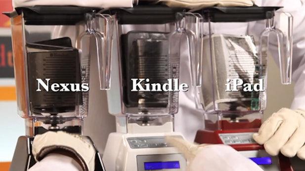 iPad Mini, Nexus 7 und Fire HD: Showdown im Mixer