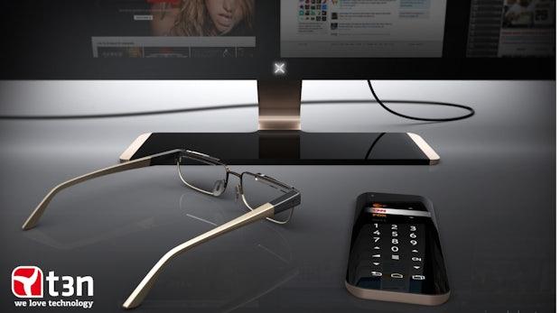 Nexus TV: So könnte der Google-Fernseher der Zukunft aussehen
