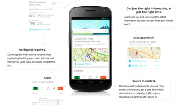 Google Now: frisches Update bringt weitere Features