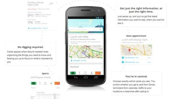 Smarte Suche: Deutsches Google Now erhält Zugriff auf Knowledge Graph