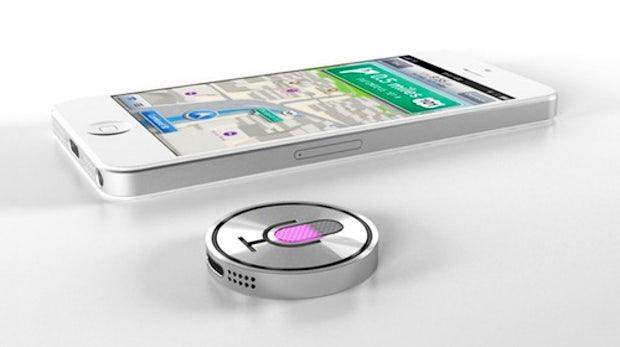 iSiri-Designstudie: Stylische Fernbedienung für Apple-Assistent