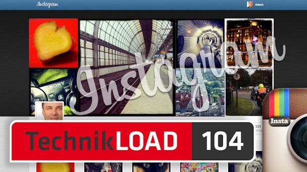 Instagram und Social Media Webprofile [TechnikLOAD 104]