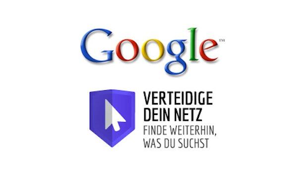 Google startet Kampagne gegen Leistungsschutzrecht