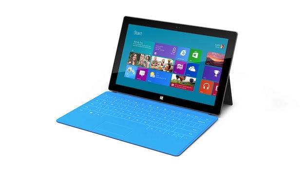 Microsoft verleiht Surface-Tablets an deutsche Studenten