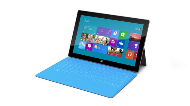 Microsoft verleiht Surface-Tablets an deutsche Studenten