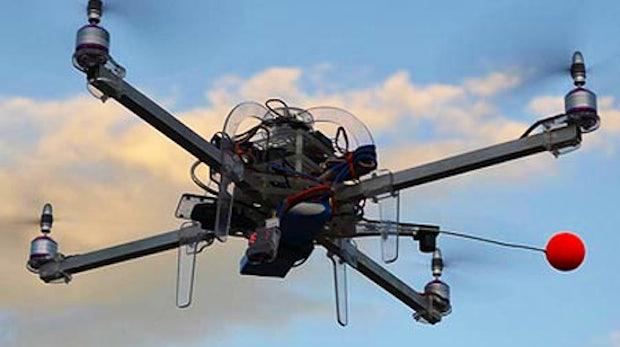 Lieferservice der Zukunft: Unbemannte Drohnen bringen Tacos, Döner und Tabletten