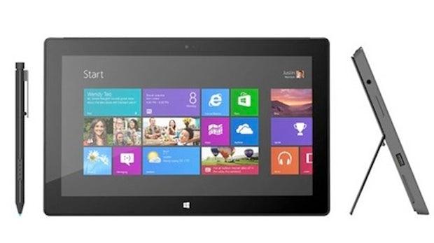 Surface Pro Tablet: Microsoft nennt Verfügbarkeit – Deutschland darf warten