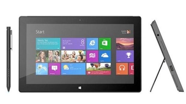 Surface Pro: Microsoft nennt Marktstart und Preise für Deutschland