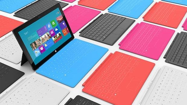 Microsoft soll an 7