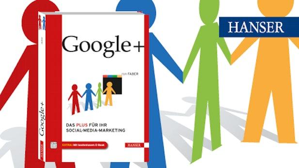 Sponsored Post: Neues Buch soll den Einstieg in Google+ erleichtern