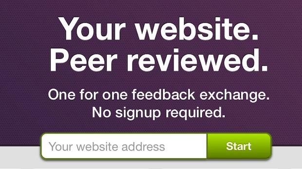 Website-Check: Mit Criticue kostenlos Feedback einholen