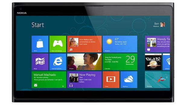 Nokia's Windows-8-Tablet soll 2013 kommen