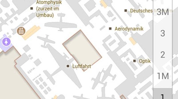 Google Maps: Indoor-Navigation jetzt auch in Deutschland