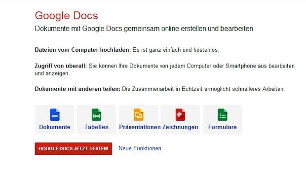 Google Docs: Mit Kompatibilität und neuen Features zur Office-Referenz