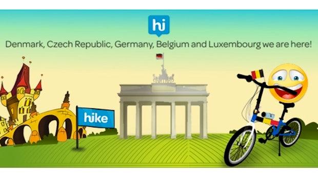 WhatsApp-Alternative Hike startet in Deutschland