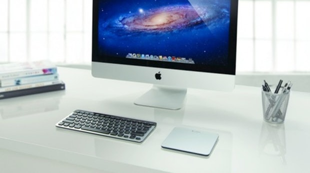 Logitech Easy-Switch-Keyboard und Trackpad für Macs vorgestellt