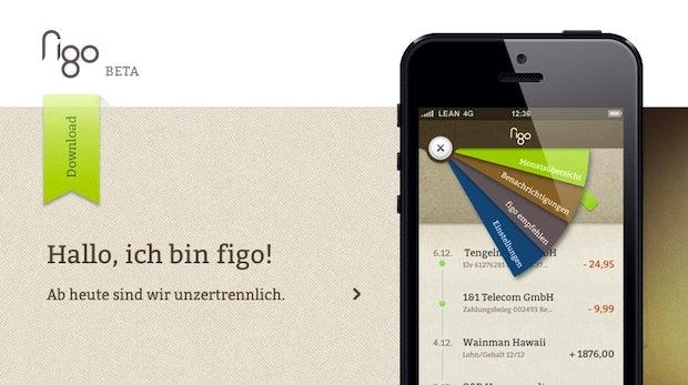 Mobile Banking: Finanz-App figo startet als Beta-Version für iOS