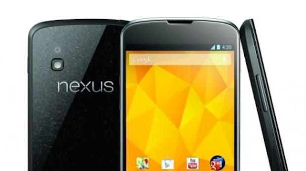 Nexus 4: Angeblich ab 6. Dezember wieder im Play Store – aber auch verfügbar?