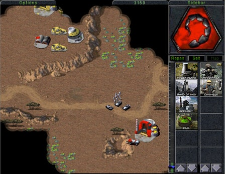 HTML5 extrem: Command & Conquer mit Multiplayer-Modus