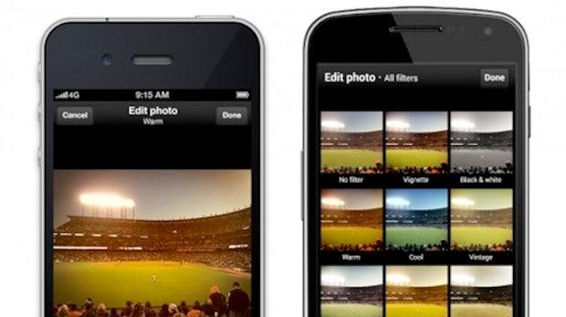 Twitter: Foto-Filter für Android und iOS sind da