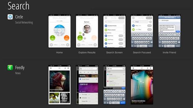 User Experience: Seite vergleicht Userführung bekannter iOS-Apps
