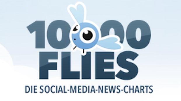 Rivva-Alternative: 10000flies.de aggregiert relevante News im Social Web