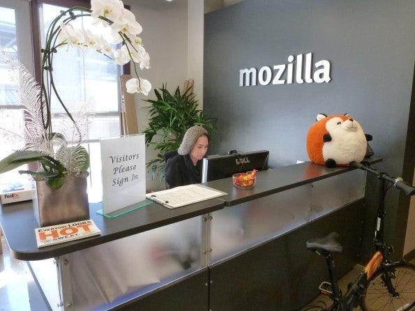 Mozilla-Büro in San Francisco: SOS für mehr Open-Source-Sicherheit. (Foto: t3n)