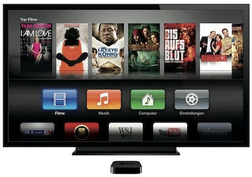 Apple TV unterstützt jetzt Bluetooth-Keyboards und AirPlay-Ausgabe