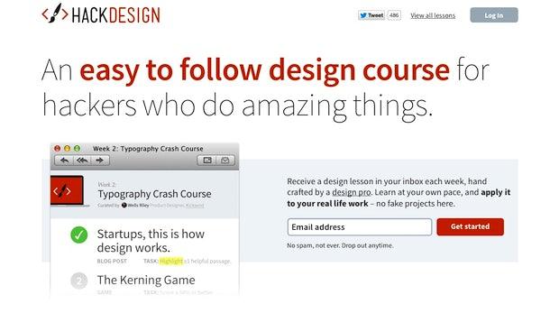 Hack Design: Kostenloser Design-Workshop für Entwickler