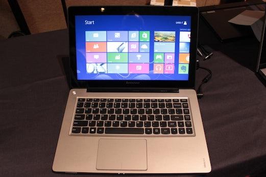 Mit Touch: Lenovo bringt neue ThinkPads und IdeaPads zur CES 2013