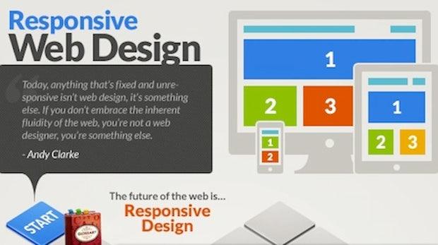 Responsive Webdesign: Tipps und Informationsquellen