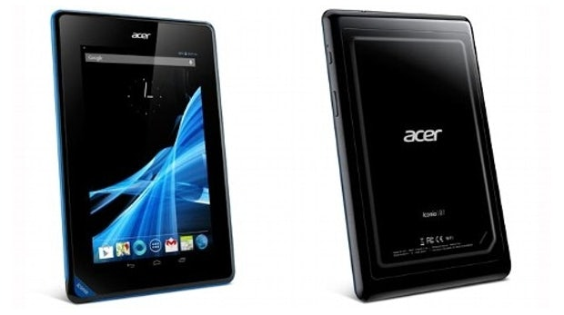 Acer Iconia B1-A71: 7-Zoll-Tablet mit Jelly Bean für 119 Euro [CES 2013]