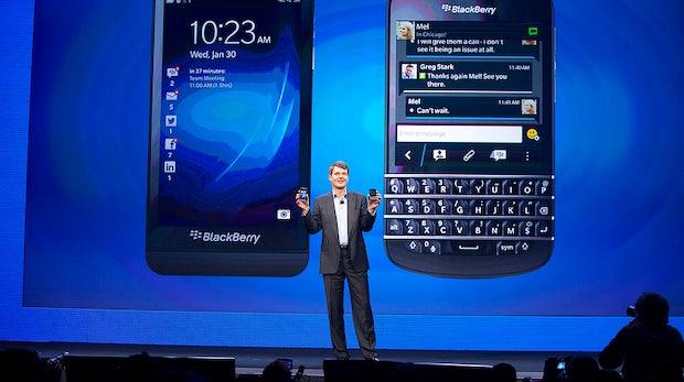 BlackBerry 10 - Alles was du zum neuen Smartphone-OS wissen musst