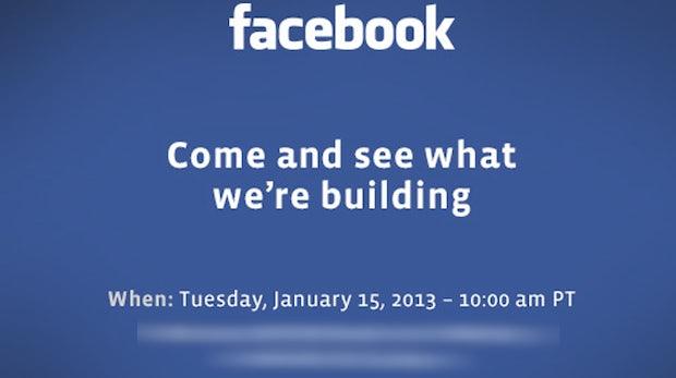 Diese Neuheiten könnte Facebook heute Abend vorstellen